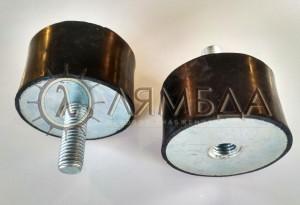 Виброизолятор резино-металлический VD-типа L