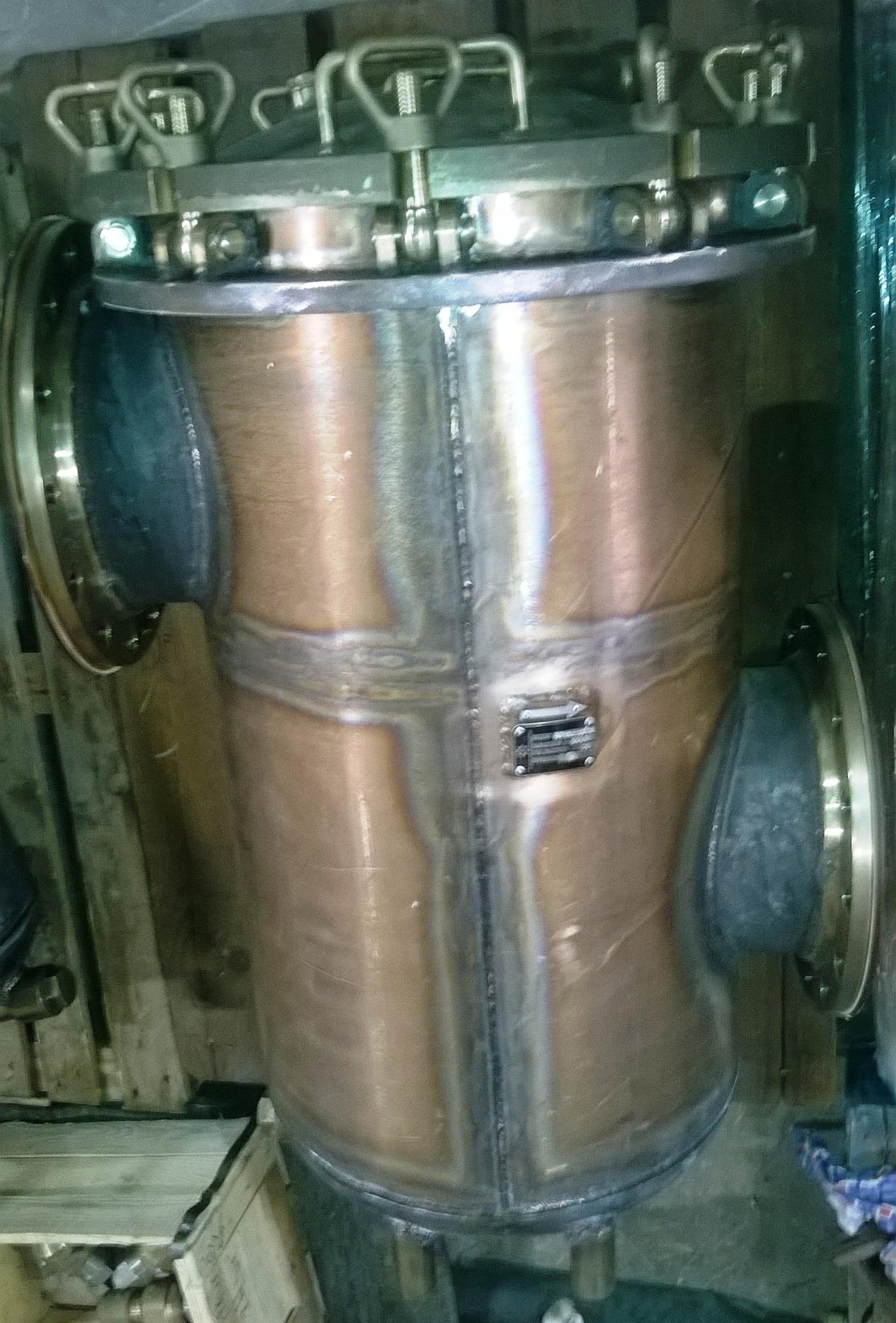 Паяный теплообменник ECO AIR LB 756 Ноябрьск