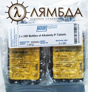 555664 P-ALKALINITY TABLETS L