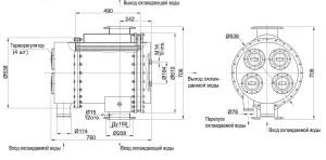 Аналог ВХД-17 ОВВК 3000.01.05 Т4