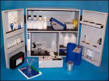 Лаборатория для тестирования масла и топлива