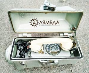 ТАС-М-4 Телефонный аппарат судовой L
