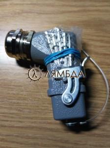 ВСК ~220-2 Вилка судовая кабельная L