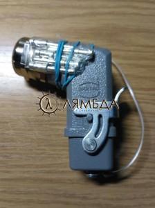 ВСК ~24-2 Вилка судовая кабельная L