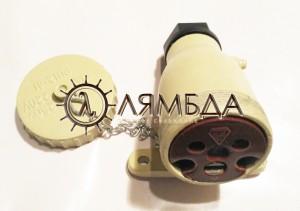 РШ2-41М3-56 Розетка штепсельная L