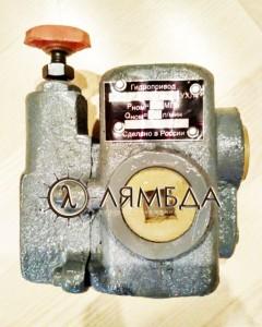 М-ПКР 10-02 Клапан гидравлический редукционный под трубный монтаж L