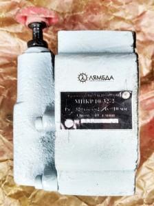М-ПКР 10-02 Клапан гидравлический редукционный L
