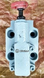 М-ПКР 10-02 Клапан гидравлический редукционный. L