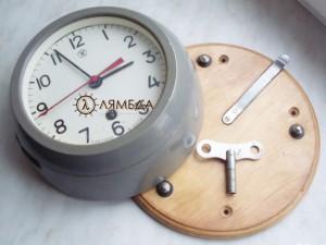 Часы судовые L