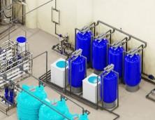 Оборудование для чистки и дозирования