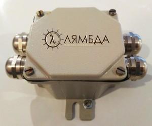 КЭМ-О-А-16-4-14-1-67 Коробка электрическая морская L